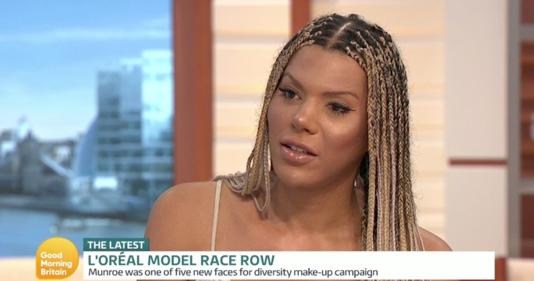 Munroe Bergdorf The Blunders That Led To