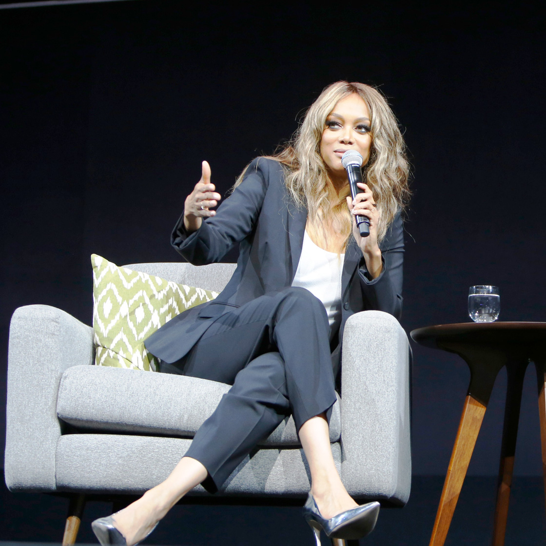 Tyra Banks Contact: DLB: Celebrity, Athlete And Procurement